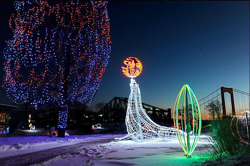 Seven Reasons To Travel To Quebec City This Winter - 10 ideas for winter fun in quebec city
